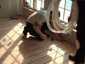 radiant heating