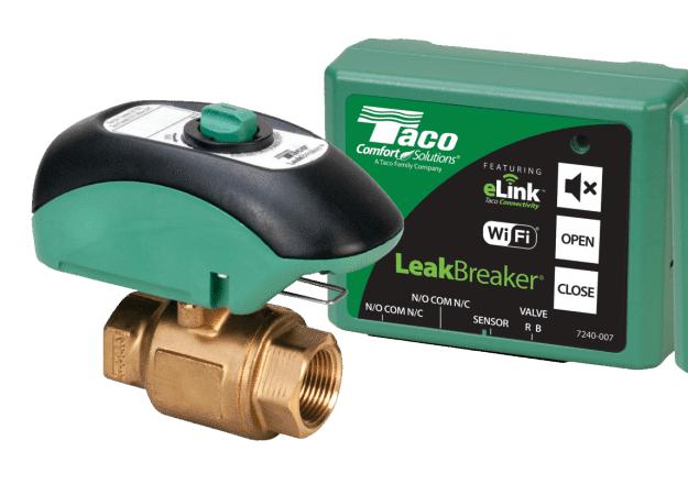 leak alarm system